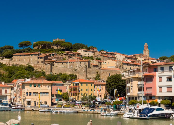 Visita guidata centro storico Castiglione della Pescaia